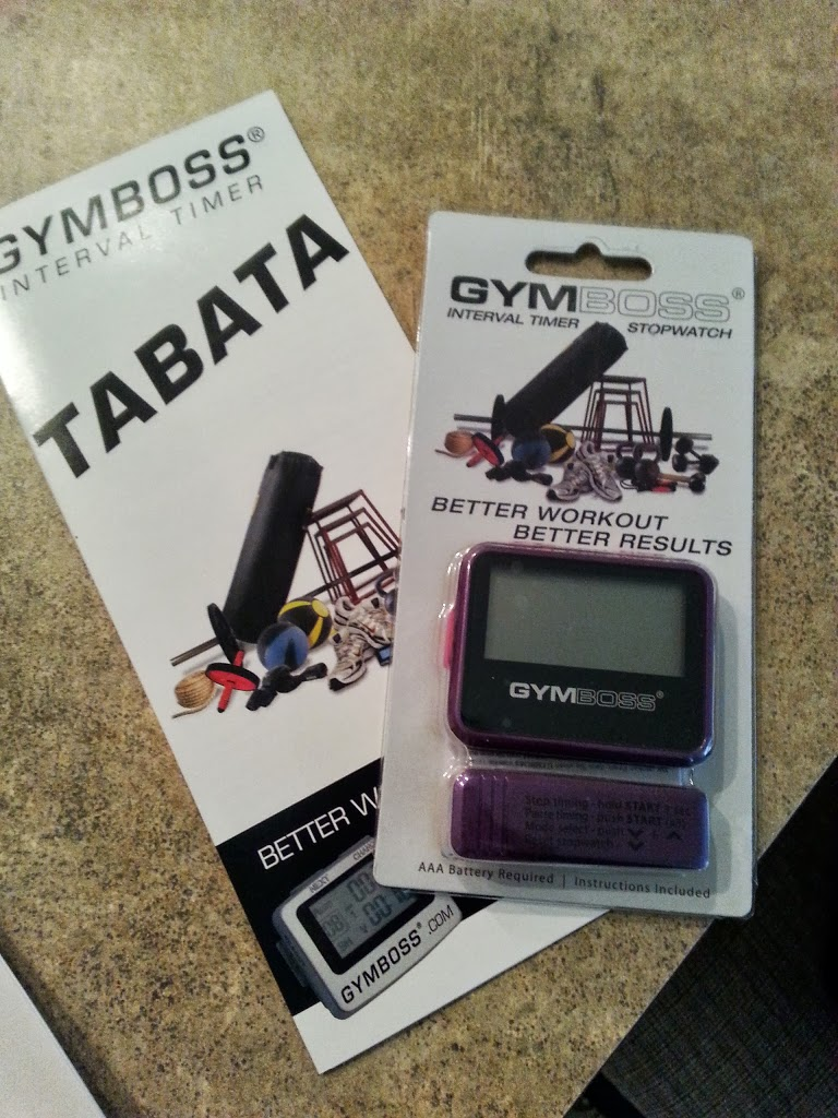 Squeeze In Workouts With Tabata Gymboss Giveaway Closed Fitty Kat Timers For Hiit And Circuit Training Are Included What Is No Its Not A Ballroom Dance